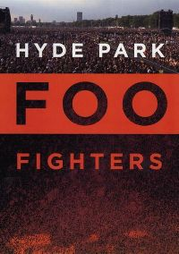 Cover Foo Fighters - Hyde Park [DVD]
